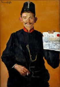 Udvary_Postman_1918